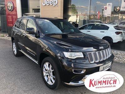 gebraucht Jeep Grand Cherokee Summit 3,0 V6 MJET