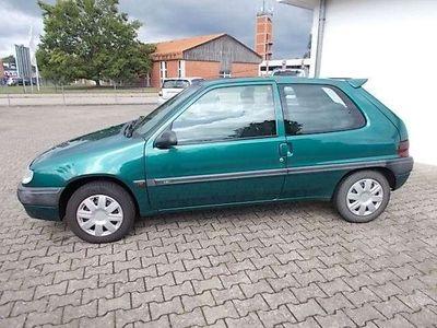 gebraucht Citroën Saxo 1.6 Automatik SX, Klima, CD, Automatik,