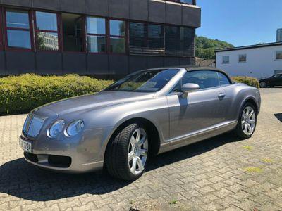 gebraucht Bentley Continental GTC - 12 Zylinder