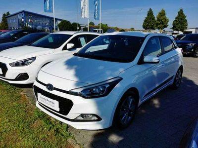 gebraucht Hyundai i20 YES! Plus *Klima*Kamera*DAB*Sitzheizung*