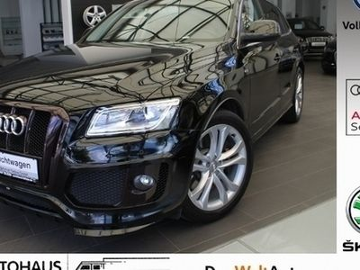 gebraucht Audi SQ5 3.0TDI*MMI Navi*PANO*AHK*Xenon plus*