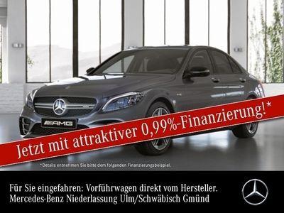 gebraucht Mercedes C43 AMG AMG 4M Perf-Lenk Multibeam Burmester Distr.