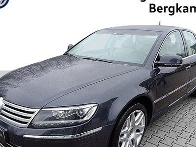 usado VW Phaeton V6 TDI AHK/ACC/PREMIUM/SD/Standhzg/RearAssist
