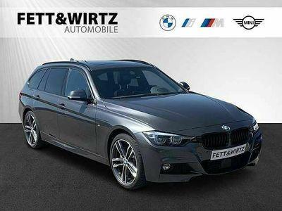 gebraucht BMW 335 Neu d xDrive Touring M Sport Pano AHK HUD H/K