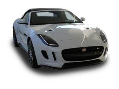 gebraucht Jaguar F-Type R Cabriolet AWD | Krefeld