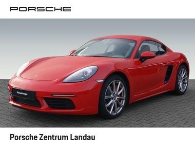 gebraucht Porsche 718 Cayman S 2.5 Sportabgasanlage