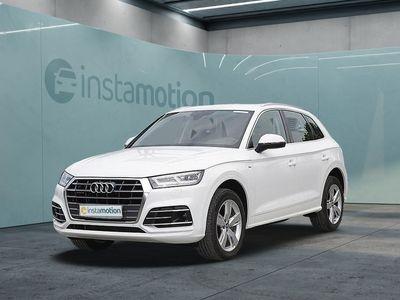 gebraucht Audi Q5 Q540 TDI qu 2x S line LED NAVI+ ACC AHK Sport
