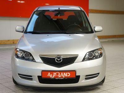gebraucht Mazda 2 1.4 Exclusive Klima Alu ISOFIX Radio-CD