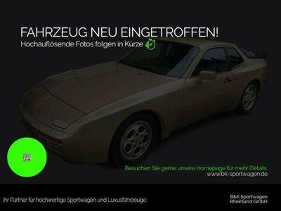 gebraucht Porsche 944 Turbo LEDERCDRADIOTELEFONFELGEN