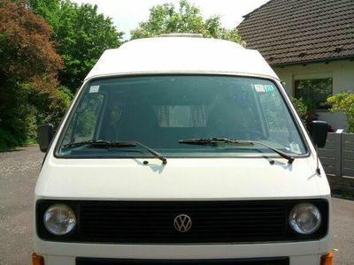 gebraucht VW T3 Bulli von 1984 mit H-Zulassung