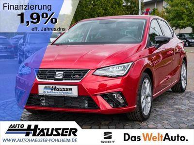 gebraucht Seat Ibiza FR 1.6 TDI S+S FR LED NAVI ACC SITZHZG.