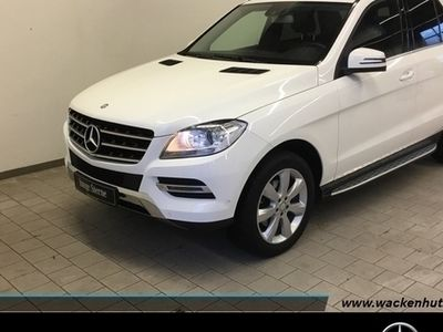 używany Mercedes ML350 BT 4M SPORT NAVI+SD+AHK+EASY-PACK+PARK