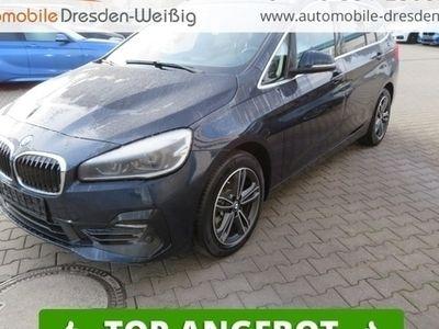 gebraucht BMW 220 Gran Tourer iA Sport Line*UPE 48.000Euro*el.Klappe