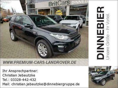 gebraucht Land Rover Discovery Sport SE Start/Stopp (EURO 6) 2.0 TD4 Gebrauchtwagen, bei Autohaus Dinnebier GmbH