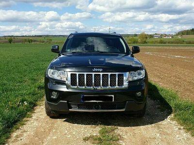 gebraucht Jeep Grand Cherokee 3.0I CRD Overland