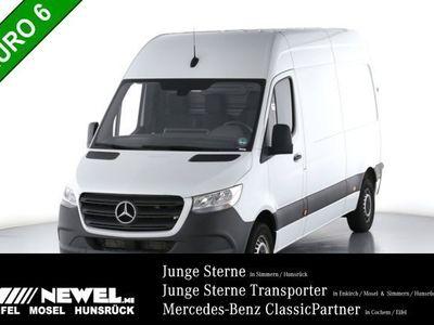 gebraucht Mercedes Sprinter 314 CDI *MBUX*LANG*KAMERA*KLIMA*EURO6c
