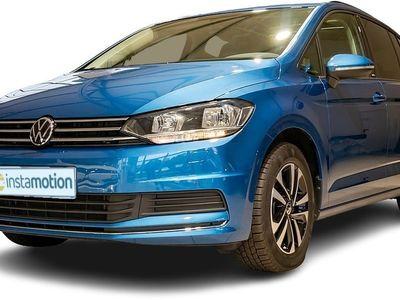 gebraucht VW Touran TouranUNITED TDI+NAVI+7-SITZER+FERNLICHTASSISTENT+PANORAMADACH
