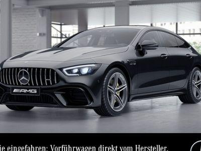 gebraucht Mercedes AMG GT 4M Carbon Perf-Abgas Fahrass 360° Stdhzg
