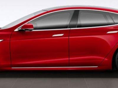gebraucht Tesla Model S 90 D, MwSt. ausweisbar