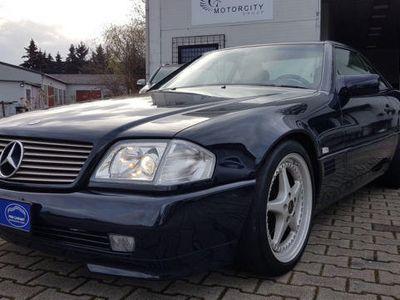 używany Mercedes SL320 SL 320 Roadster+XENON +YOUNGTIMER