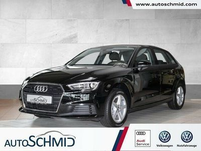 gebraucht Audi A3 Sportback 35 TFSI EU-NW Navi Klima Einpark (Xenon