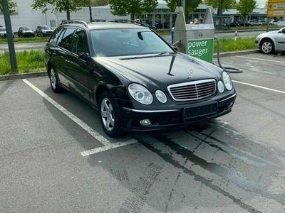 gebraucht Mercedes E320 CDI Avantgarde DPF