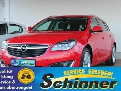 gebraucht Opel Insignia 1.4 Turbo Sports Tourer ecoFLEXStart/St