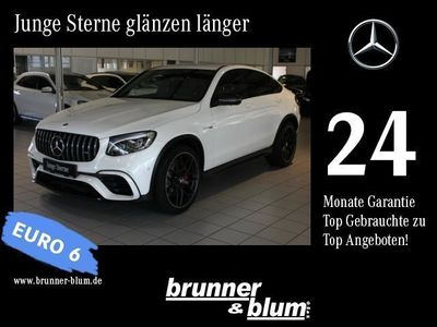 gebraucht Mercedes GLC63 AMG GLC 63 AMGS 4M+ Coupé Carbon,Performance NP 127.926