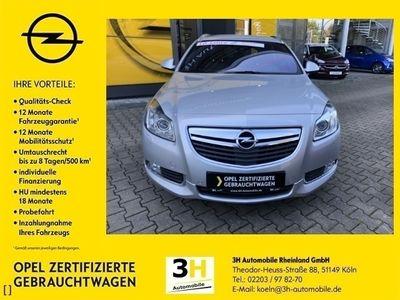 gebraucht Opel Insignia ST Biturbo Innovation AHK*Leder*8fach