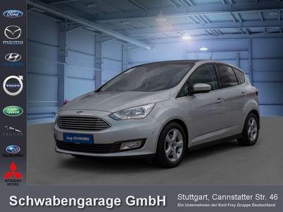 gebraucht Ford C-MAX Titanium Panoramadach Winter-Paket