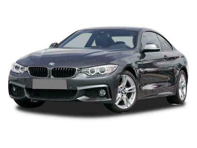 gebraucht BMW 420 420 d Coupé M Sportpaket HUD Navi Xenon GSD HiFi Shz