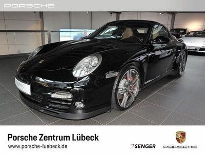 gebraucht Porsche 911 Turbo Cabriolet Memory Xenon Tempomat Fahrzeuge kaufen und verkaufen