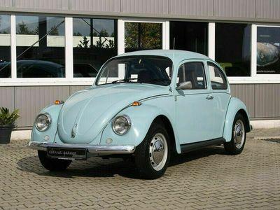 gebraucht VW Käfer 1200 Sparkäfer *Marinablauer Käfertraum*