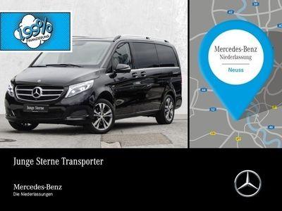 gebraucht Mercedes V250 lang 4M BT Avantgarde Edition 360°
