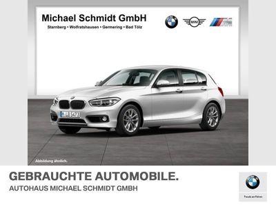 gebraucht BMW 116 i AHK+LED+TEMPOMAT+PDC+BLUETOOTH+