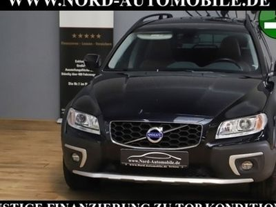 gebraucht Volvo XC70 2.4 D5 Geartronic AWD Summum*Leder*Navi*Xen