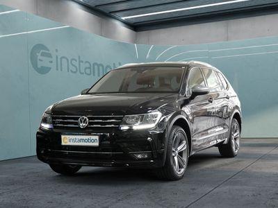gebraucht VW Tiguan Allspace Tiguan2.0 TDI SCR Comfortline BMT R-Li