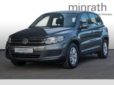 gebraucht VW Tiguan Trend & Fun BMT 1.4 TSI Navi RDC Klima PDC CD MP3 ESP