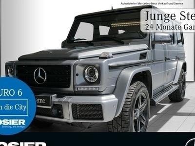 gebraucht Mercedes G500 Limited Edition