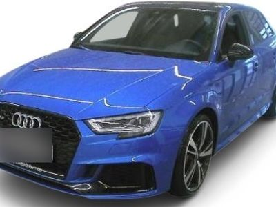 gebraucht Audi RS3 Sportback RS3qu. S tronic MATRIX+PANO+KAMERA