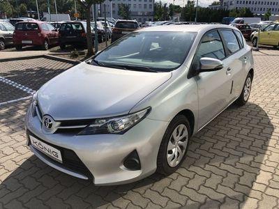 gebraucht Toyota Auris 1.33 Dual-VVT-i Cool Klimaautomatik