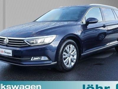 gebraucht VW Passat Variant 2.0 TDI SCR 4Motion DSG Highline, Leder, Navi