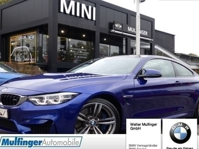"gebraucht BMW M4 Coupe M DGK Ad-LED Navi HUD HiFi SpeedLim.19"""