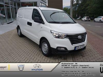 gebraucht Hyundai H-1 Cargo 3-Sitzer Profi 2.5D Flügeltür + Komfortpaket