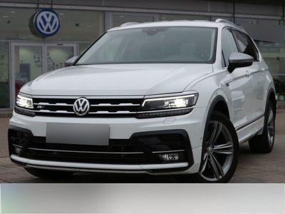 gebraucht VW Tiguan Allspace 2.0 TSI DSG 4-Motion R-Line 7-Sitzer NAVI+DAB+K...