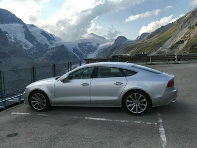 gebraucht Audi A7 3.0/245 PS, Luft, StHz, Garagenauto, wie NEU als Sportwagen/Coupé in Frankfurt am Main