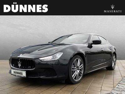 gebraucht Maserati Ghibli Automatik S Q4 - Regensburg