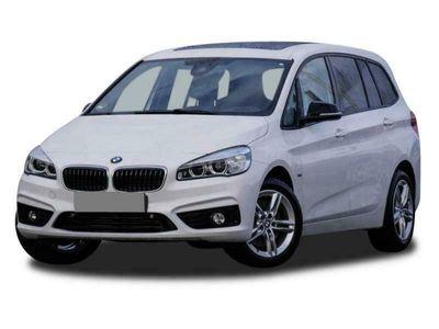 gebraucht BMW 220 Gran Tourer d Sport Line LED Pano.Dach Navi