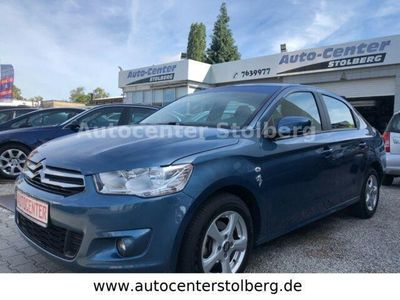 "gebraucht Citroën C-Elysee I Selection""KLIMA-ALUFELGEN-WENIG KM"""