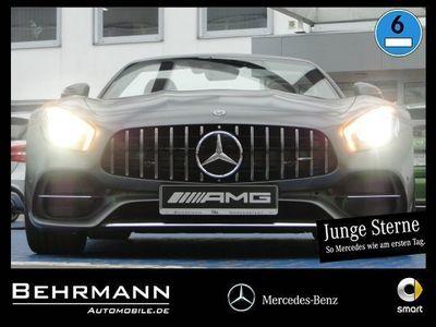 gebraucht Mercedes AMG GT C Roadster +AMG Sportfahrwerk+Comand+LED+ AMG Line